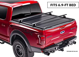 PowertraxONE XR Retractable Truck Bed Tonneau Cover | T-70383 | fits Super Duty F-250-350 Short Bed (17-18)