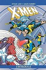 X-Men Integrale T10 1963-1964 de Stan Lee