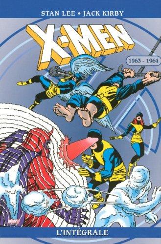 X-Men Integrale T10 1963-1964