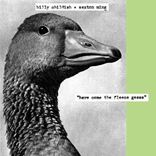 Here Come the Fleece Geese