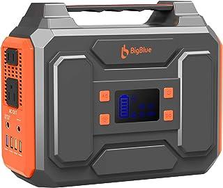 プロランキングポータブル電源大容量250BigBlue 67500mAH / 250Wh蓄電池コンパクトで軽量..購入