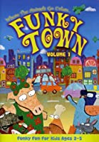Where the Animals Go Urban: Funky Town 1 [DVD] [Import]