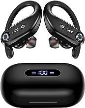 Bluetooth Headphones 4-Mics Call Noise Reduction 64Hrs...