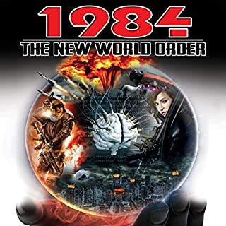 1984: The New World Order audiobook cover art
