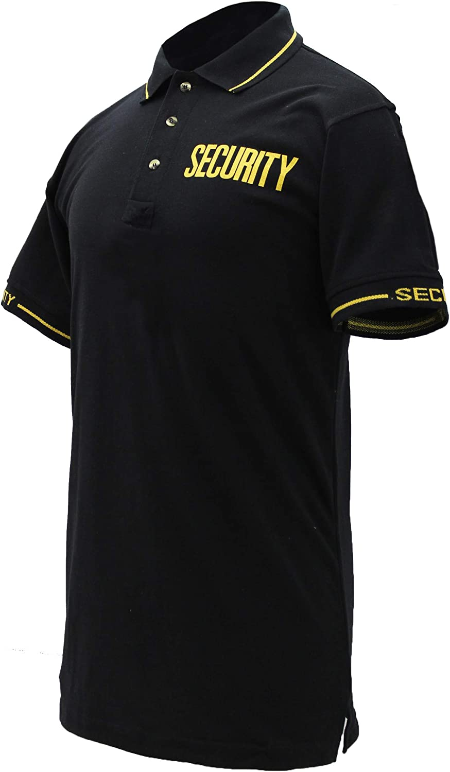 Great interest First Class Poly Cotton Tactical Woven Polo Security Oklahoma City Mall with Shirt