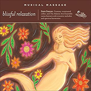 Musical Massage, Blissful Relaxation cover art