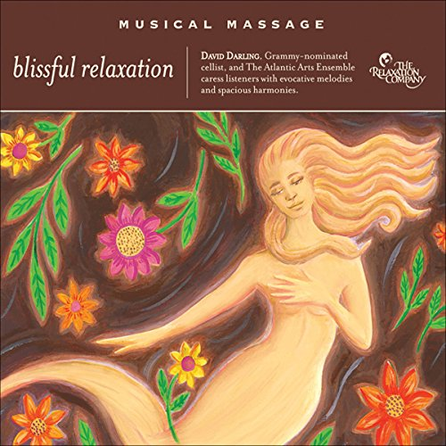 Musical Massage, Blissful Relaxation audiobook cover art