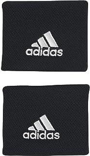 Adidas TENNIS WB S Wristband for Unisex - Black/White, Size OSFM, CF6280