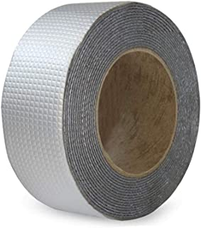 Niome Duct Tape Rubber Tape Waterproof Leak Repairing Tape Aluminum Foil Tape Butyl Paste Strong Adhesion Home Renovation ...