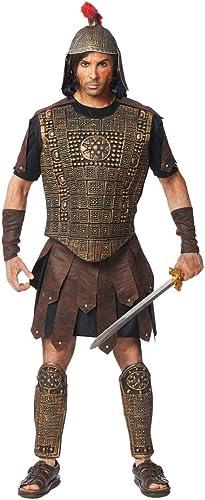 Horror-Shop Gladiator Kostüm Plus Größe