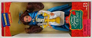 Disney's Beauty and the Beast: The Enchanted Christmas Doll & Lumiere