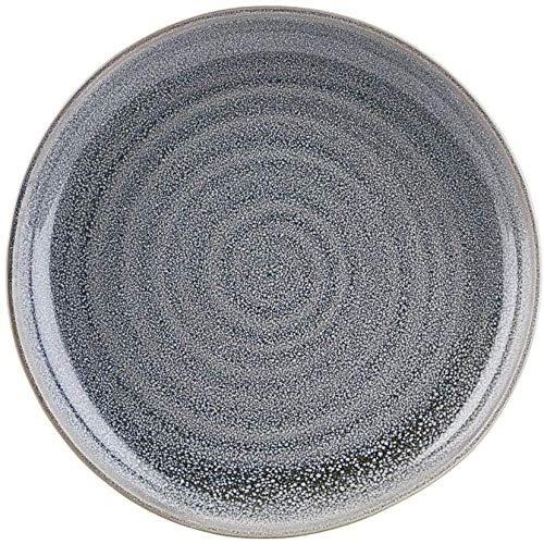 Los platos rústicos se pueden combinar con colores y materiales.