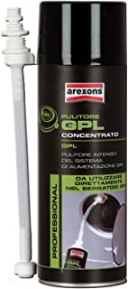 Arexons 9837 LPG, installatie 120 ml