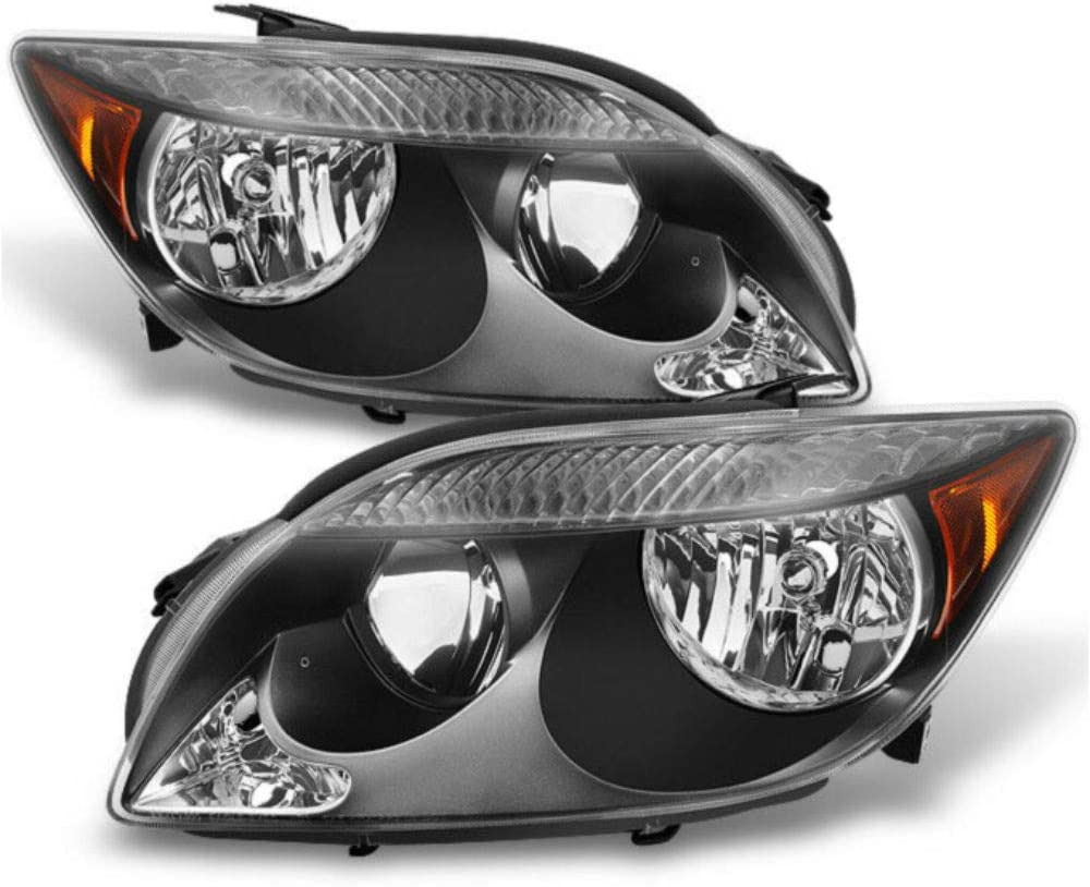 Puermto Compatible with Base Coupe Black In a popularity Bezel H Finally resale start Headlights Spec