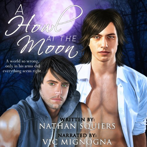 A Howl at the Moon audiobook cover art