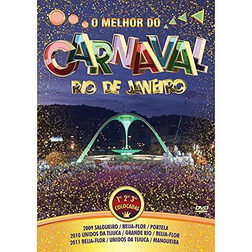 O Melhor Do Carnaval - Rio De Janeiro 2009 2010 2011