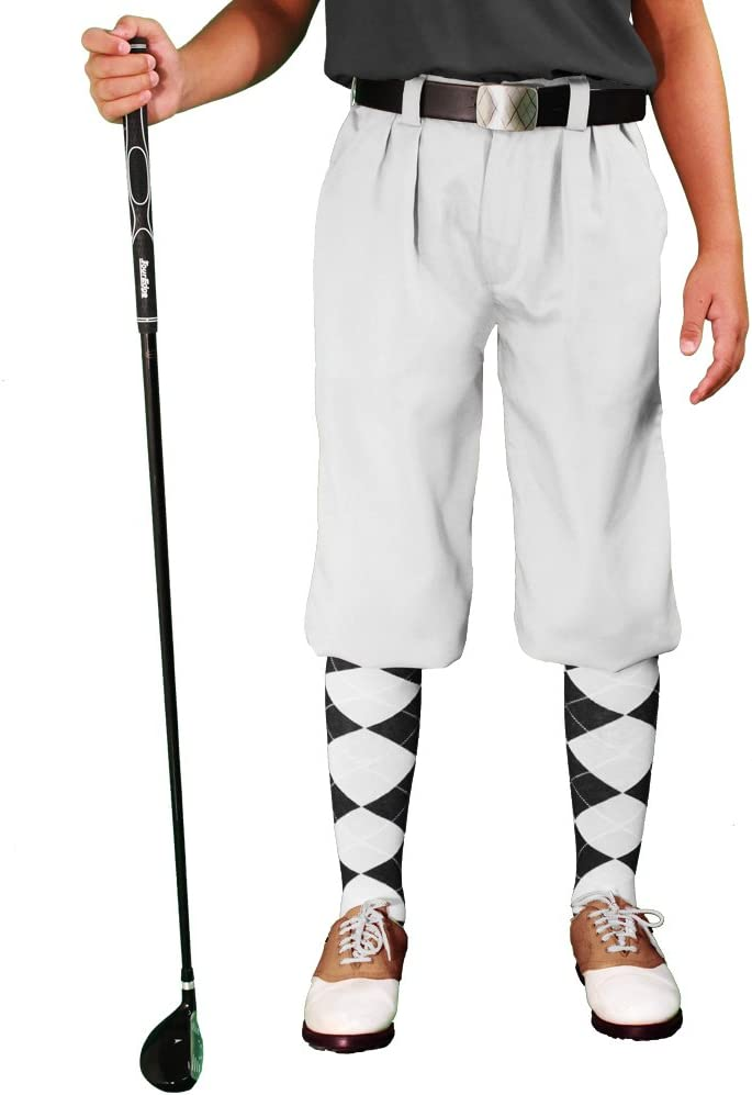 Golf Knickers White Youth Popular brand in the world 3' New life - 'Par Microfiber