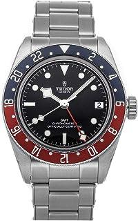 Tudor Black Bay اتوماتیک شماره گیری سیاه و سفید مردان Pepsi Bezel Watch 79830RB-0001