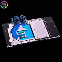 B BYKSKI RGB VGA GPU Water Cooling Block For MSI GTX 1080 Ti GAMING X TRIO (Bykski)