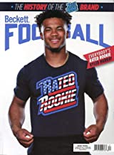 Beckett Football Monthly Price Guide Magazine December 2019 Rated Rookie Kyler Murray