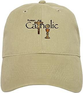 CafePress Proud to be Catholic Cap Baseball Cap