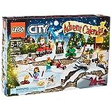[レゴ]LEGO City Town 60099 Advent Calendar Building Kit 6100393 [並行輸入品]