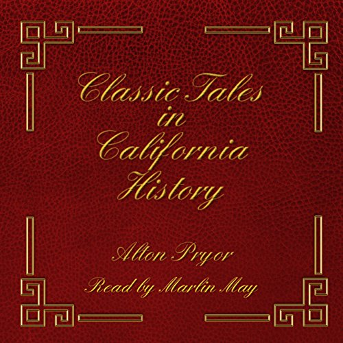 Classic Tales in California History cover art