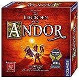 Easy buys 691745 - Die Legenden von Andor, Das Grundspiel, Kennerspiel des Jahres 2013, kooperatives Fantasy-Brettspiel ab 10 Jahren