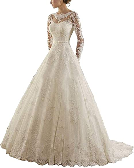 Spitze hochzeitskleider langarm mit Brautkleider Langarm