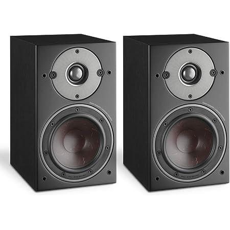 Dali Oberon 1 Regallautsprecher Paar Esche Schwarz Audio Hifi