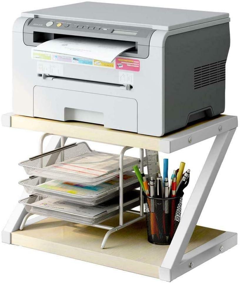 Desktop Shelf Printer Translated Cheap mail order shopping Stand Office Sch Home Work Organizer Space