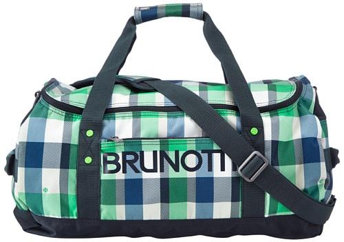 Brunotti heren sporttas schoudertassen, 52x31x31 cm