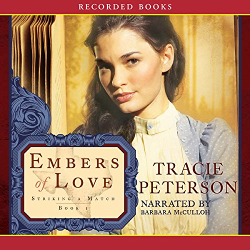 Embers of Love audiobook cover art