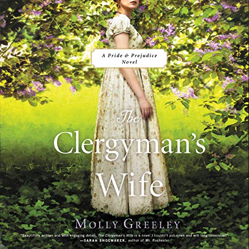 The Clergyman's Wife audiobook cover art