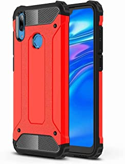 Wuzixi Case for LG Q92 5G. Double Layer Professional Anti-collision Cover, Durable,Four Corners Thickened, Cover Case for ...