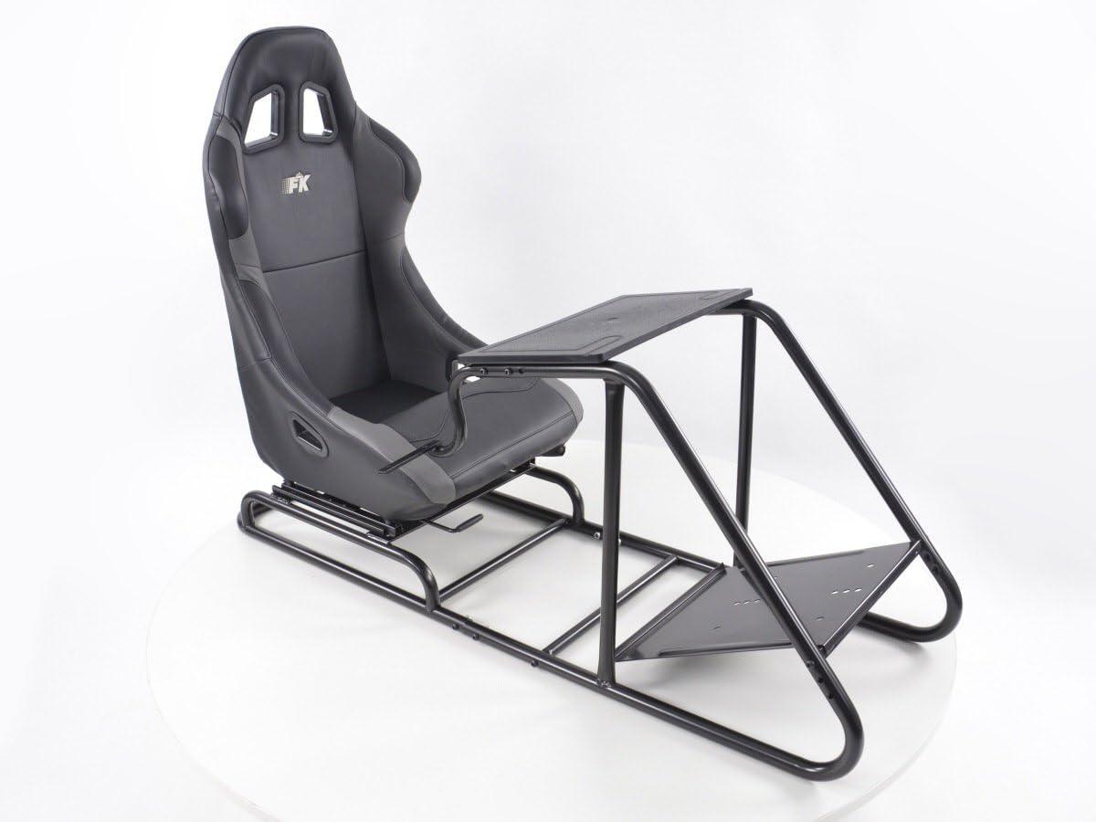 Game Seat Für Pc Und Spielekonsolen Stoff Schwarz Rot Games