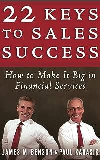 Best 22 keys to sales success Reviews