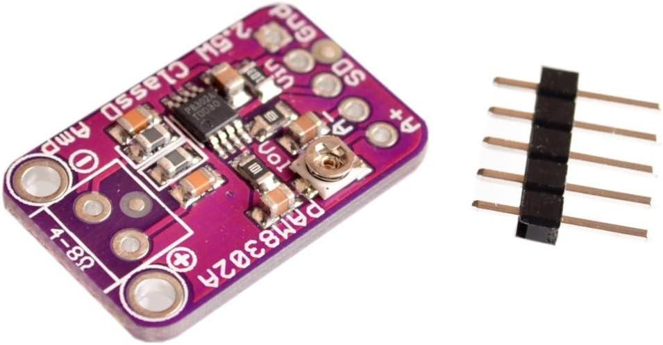 HiLetgo Gifts PAM8302 2.5W Class D Audio Solo Channel Phoenix Mall Single Amplifier