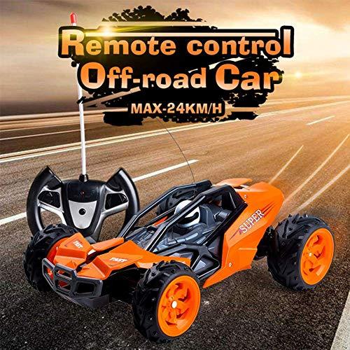 YLJYJ 2.4Ghz 25KM / h RC Remote Contro Car Off-Road Buggy Vehicle 1:16 Control Remoto de Escalada competitivo Todoterreno de Alta Velocidad (Coche RC)