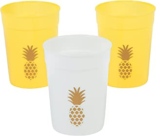 Best oriental trading pineapple cups Reviews