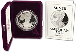 1999 american eagle silver dollar value