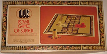 Ur Royal Game of Sumer in Association with British Museum Publications
