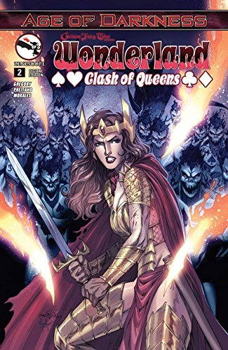Wonderland: Clash of Queens #2 (of 5) (English Edition)
