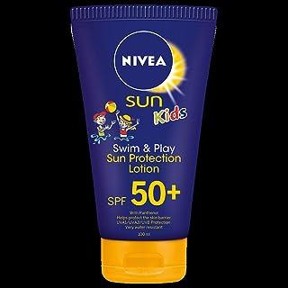 Nivea sun kids Swim and play sun protection lotion SPF 50+ 100ml