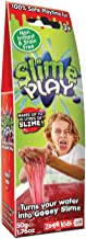 Slime Play Red, Makes up to 10 Litres of Slime, Children's Sensory & Messy Play Toy! Certified Biodegradable Toy