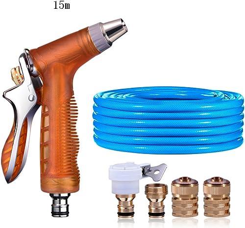 SHI XIANG SHOP Auto Home Hochdruck Wasserpistole Orange L e Optional A+ ( Größe   15 meters )
