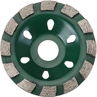 sanding tools 100 ملليمتر 4 بوصة الماس طحن عجلة القرص قطع أداة طحن الرخام الخرسانة السيراميك wood sanding tools (Color : G...