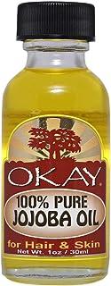 OKAY Jojoba Oil, 30 ml