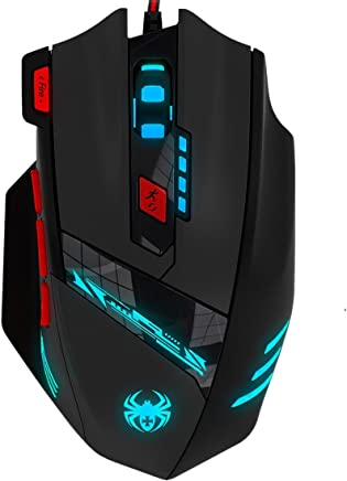 Anivia T90 9200 DPI Gaming Mouse Professional 8 Buttons Wired USB with Multi-Modes LED