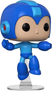 Funko Pop Games: Megaman - Jumping Megaman Collectible Figure,  Multicolor